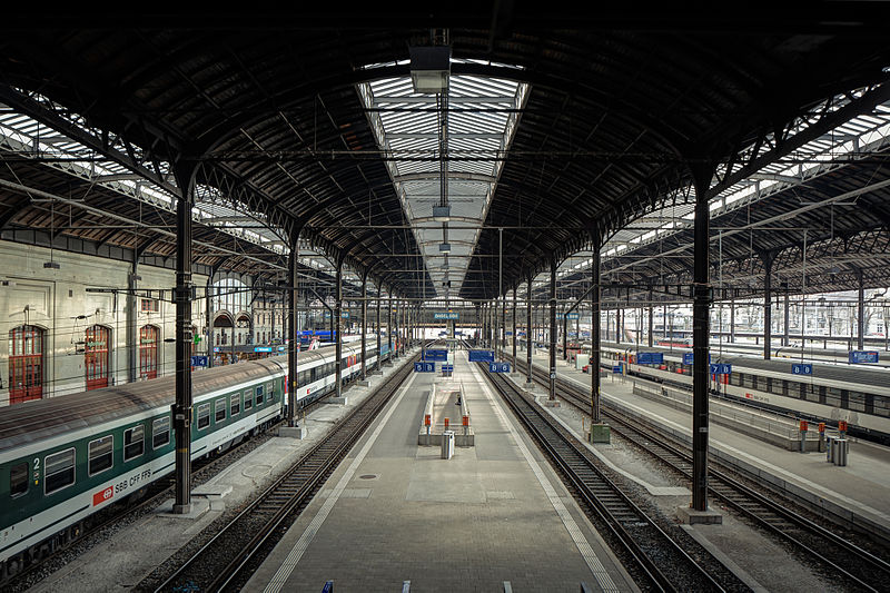 File:Train shed Basel SBB station Switzerland.jpg