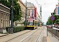 Tram Warsaw, Pesa Swing 120Na n°3231.jpg