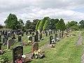 Trefonen Cemetery - geograph.org.uk - 555415.jpg