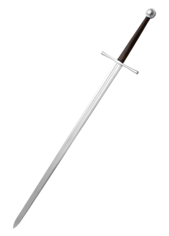 Classification of swords - Replica of a late Medieval European double-edged two-handed sword