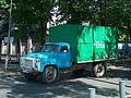 Truck with bread in Chisinau, Moldova (638307699).jpg