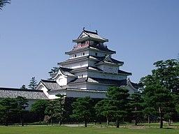 Tsuruga Castle 2007