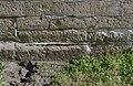 Tuinmuur, erosie van mergelblokken, detail - 20000166 - RCE.jpg
