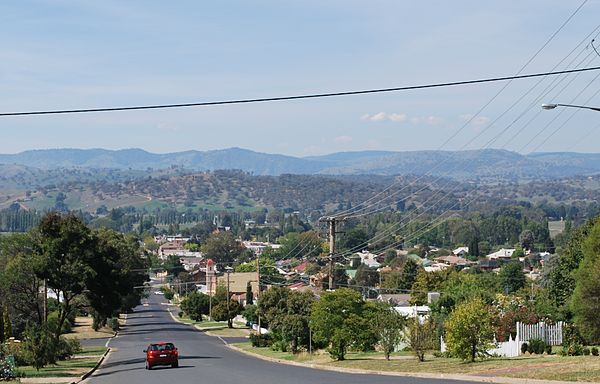 Tumut Australia  city photos : tumut tumut ˈtjuːmət or ˈtʃmət is a town in the riverina region ...