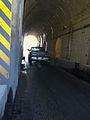Tunnel through Peterborough Lift Lock (note only one lane).jpg