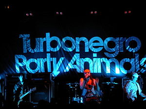 Turbonegro - Live at Koko in London, November 2005.