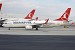 Turkish Airlines, TC-JGO, Boeing 737-8F2 (39056436105).jpg