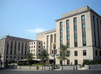 English: The Harry S. Truman Building located ...