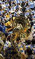 UCLA Tuba player, in Pauley Pavilion.jpg
