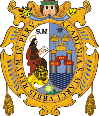 UNMSM coatofarms seal.svg