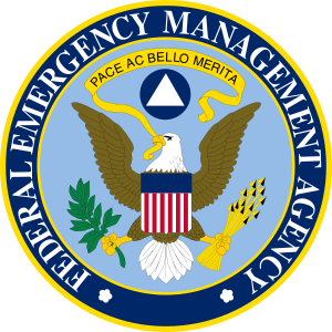 FEMA seal before 2003