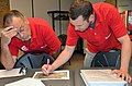 USACE officials discuss areas that need to be surveyed along Souris River.jpg