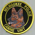 USA - Wisconsin - Milwaukee police canine unit.jpg