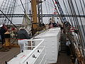 USCGC Eagle main deck during Festival of Sail 2008 SF 3.JPG