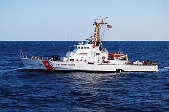 Island-class patrol boat - Image: USCGC Knight island