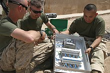 Although Many Electricians Work For Private Contractors Get Their Start In The Military