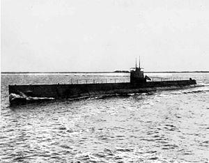 AA-1-class submarine - Image: USS AA 1 (SS 52)