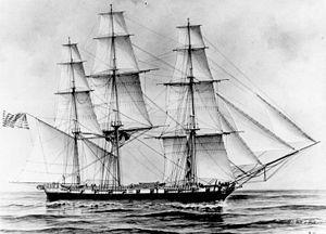 USS Erie (1813) - USS Erie