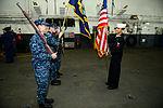 USS George H.W. Bush honor guard practice 130311-N-TB177-019.jpg