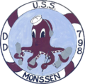 USS Monssen (DD-798) patch c1950s.png