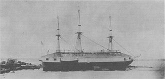 USS St. Louis (1828) - USS St. Louis