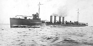 USS Trippe (DD-33)