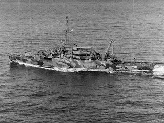 USS <i>William J. Pattison</i> (APD-104)
