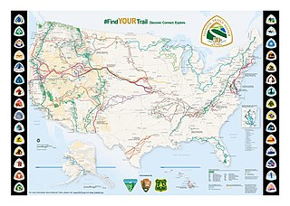 Long-distance trails in the United States List of multi-use recreational trails in the United States