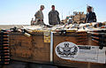 US Navy 100716-N-0879R-976 Sailors, along with members from the Iraqi National Police, prepare approximately 4,500 pounds of munitions for detonation.jpg