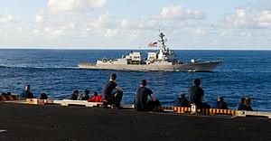 US Navy 120212-N-OY799-304 U.S. Navy ships are underway as part of the John C. Stennis Carrier Strike Group.jpg