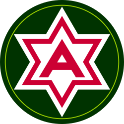 US Sixth Army patch.svg