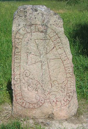 Broby bro Runestones - U 137