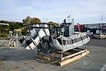 Un bateau pneumatique Zodiac dégonflé (4).JPG