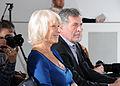 Under offentliggjoringen av mottakerne av Nordisk rads filmpris 2011.jpg