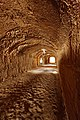 Underground Tunnel of Amphitheater at El Djem.jpg