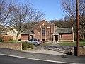 United Reformed Church, Long Hill Road, Brackenhall, Fartown, Huddersfield - geograph.org.uk - 360904.jpg