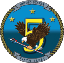 United States Fifth Fleet insignia 2006.png