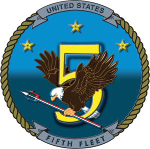 United States Fifth Fleet - Image: United States Fifth Fleet insignia 2006