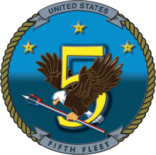 United States Fifth Fleet Ocean-going component of the United States Navy