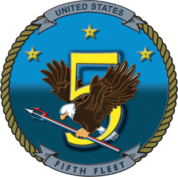 File:United States Fifth Fleet insignia 2006.png