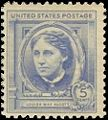 United States postage stamp honoring Louisa May Alcott (1940).jpg