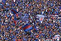 Universidad de Chile - Colo-Colo, 2018-04-15 - Hinchada Universidad de Chile - 04.jpg