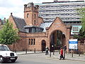 University of Glasgow, Dumbarton Road - DSC06268.JPG