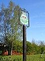 Upper Harbledown Village sign - geograph.org.uk - 408154.jpg