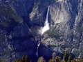 Upper and Lower Yosemite Falls from Sentinel Dome.TIF