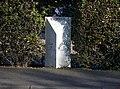 Upwell milestone - geograph.org.uk - 601241.jpg