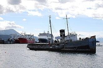 Ushuaia - Ushuaia Harbor