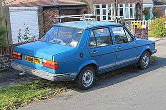 Volkswagen Jetta - Volkswagen Jetta 4-door