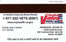 Veteran identification card wikipedia back side of a vhic reheart Gallery