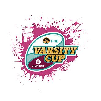 Varsity Rugby - The Varsity Cup logo